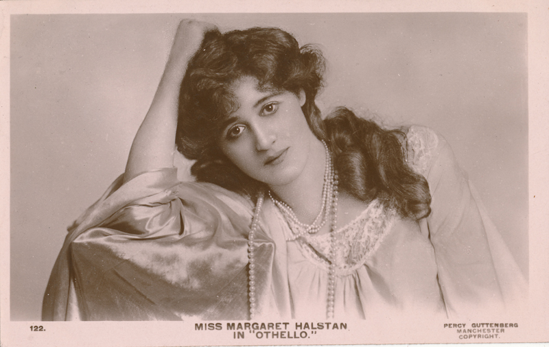 "Margaret Halstan as Desdemona in ""Othello"""