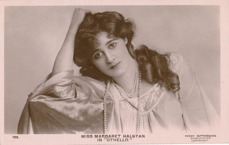 "Margaret Halstan as Desdemona in ""Othello"""