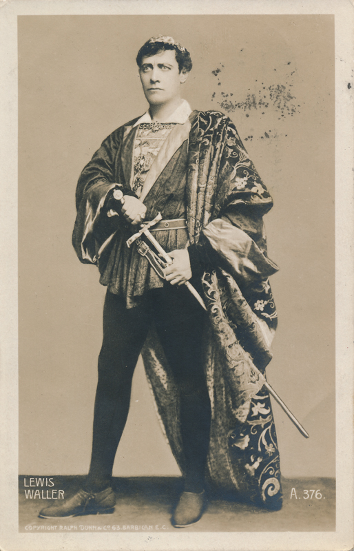 "Lewis Waller as Romeo in ""Romeo and Juliet"""