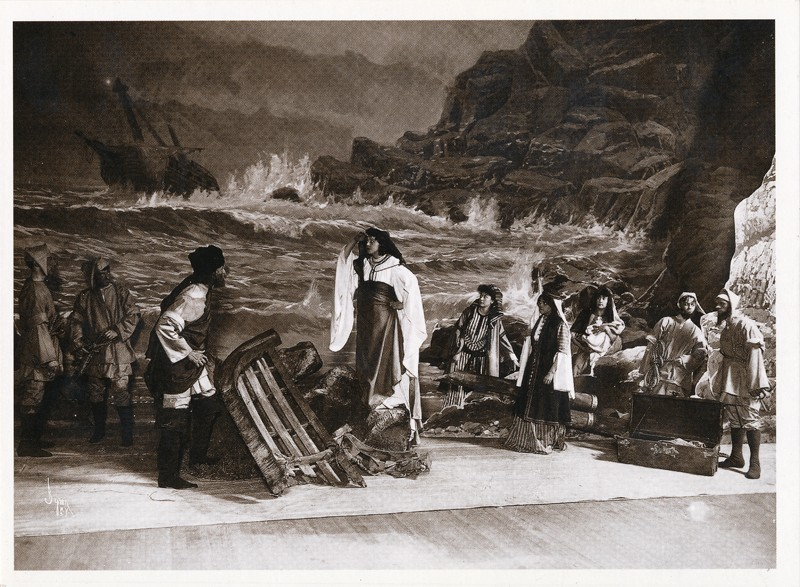 """Viola Allen in """"Twelfth Night"""""""
