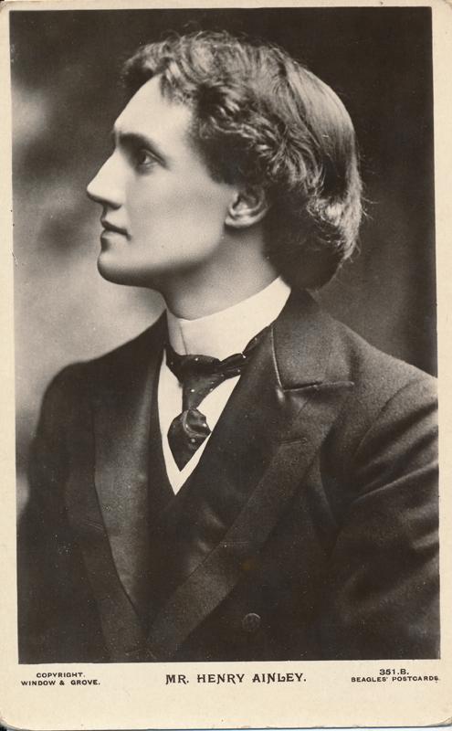 Mr. Henry Ainley