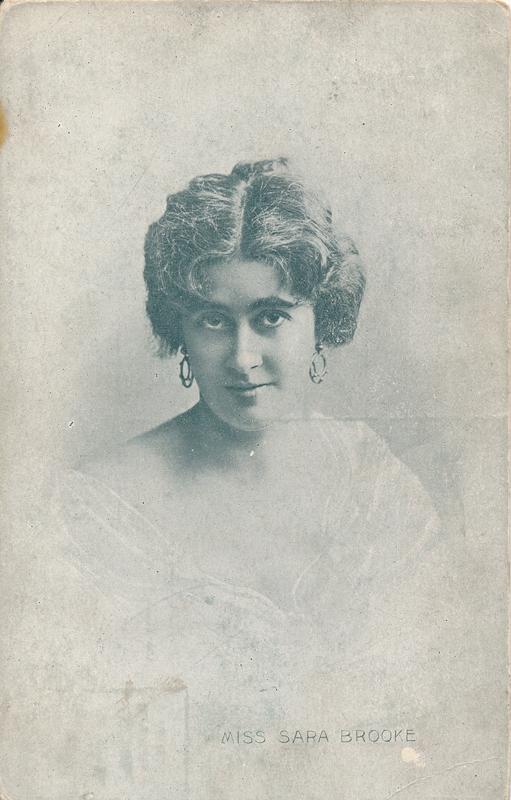 Miss Sara Brooke