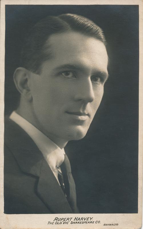 Rupert Harvey