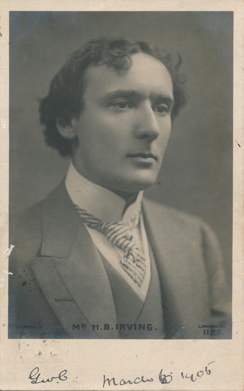 Mr. H. B. Irving