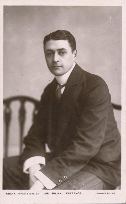 Mr. Julian L'Estrange